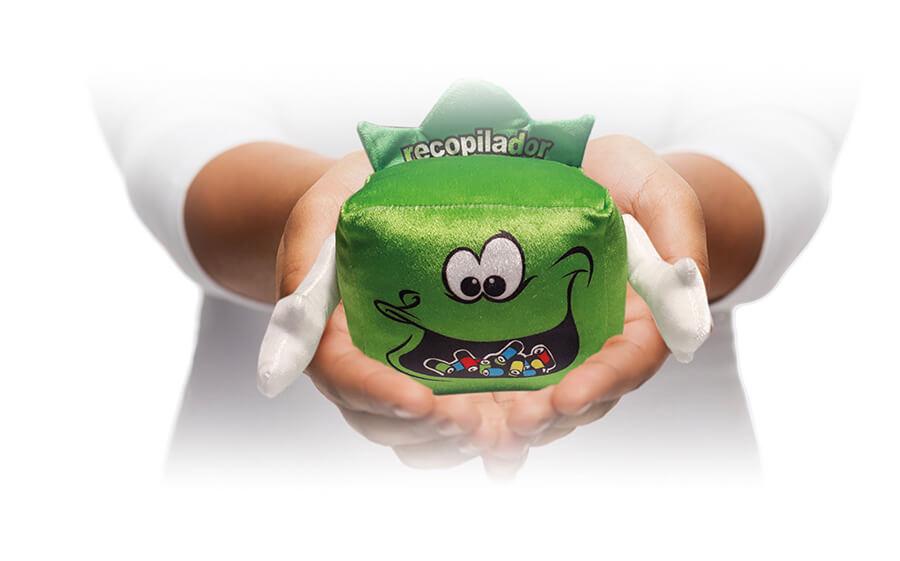 Campaña Acoge un contenedor de Ecopilas
