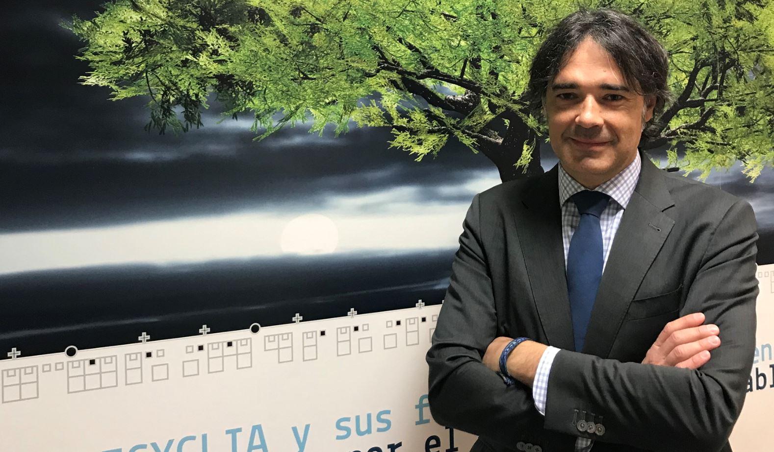 Gabriel Garcia director general Recyclia