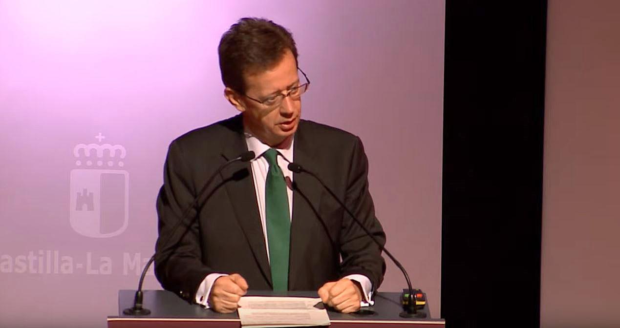 Javier Cachon en III Congreso RAEE